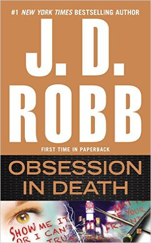 Bìa sách Obsession In Death (Mass Market Paperback)
