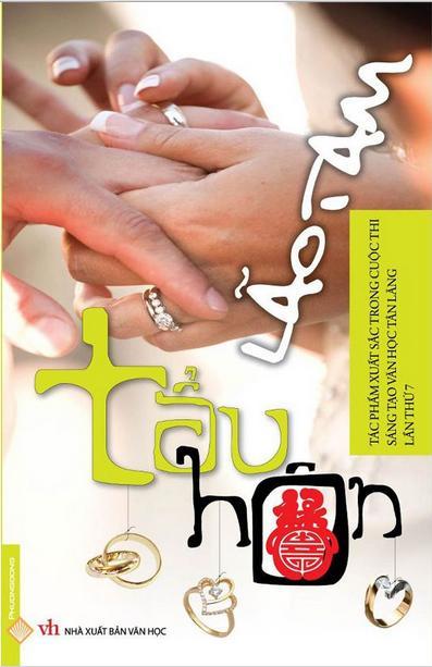 Bìa sách Tẩu Hôn - Lão Tam
