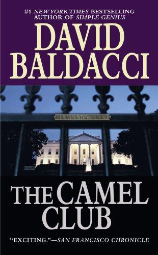 Bìa sách The Camel Club (Camel Club Series)