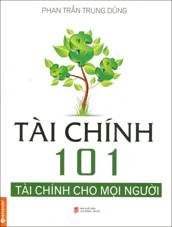 Bìa sách Tài Chính 101