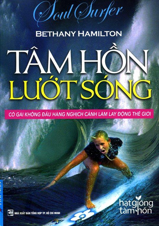 Bìa sách Tâm Hồn Lướt Sóng