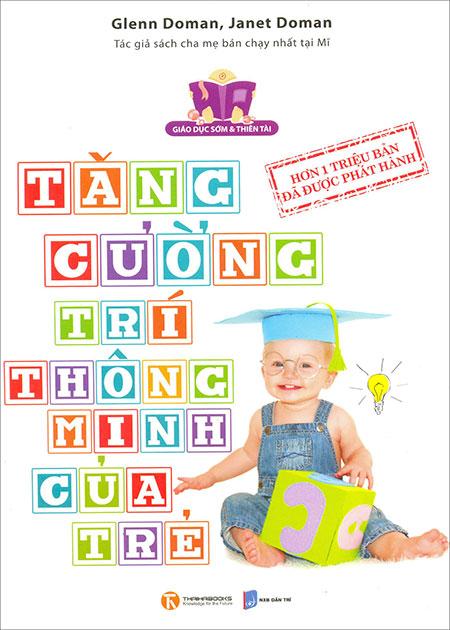 Bìa sách Tăng Cường Trí Thông Minh Của Trẻ
