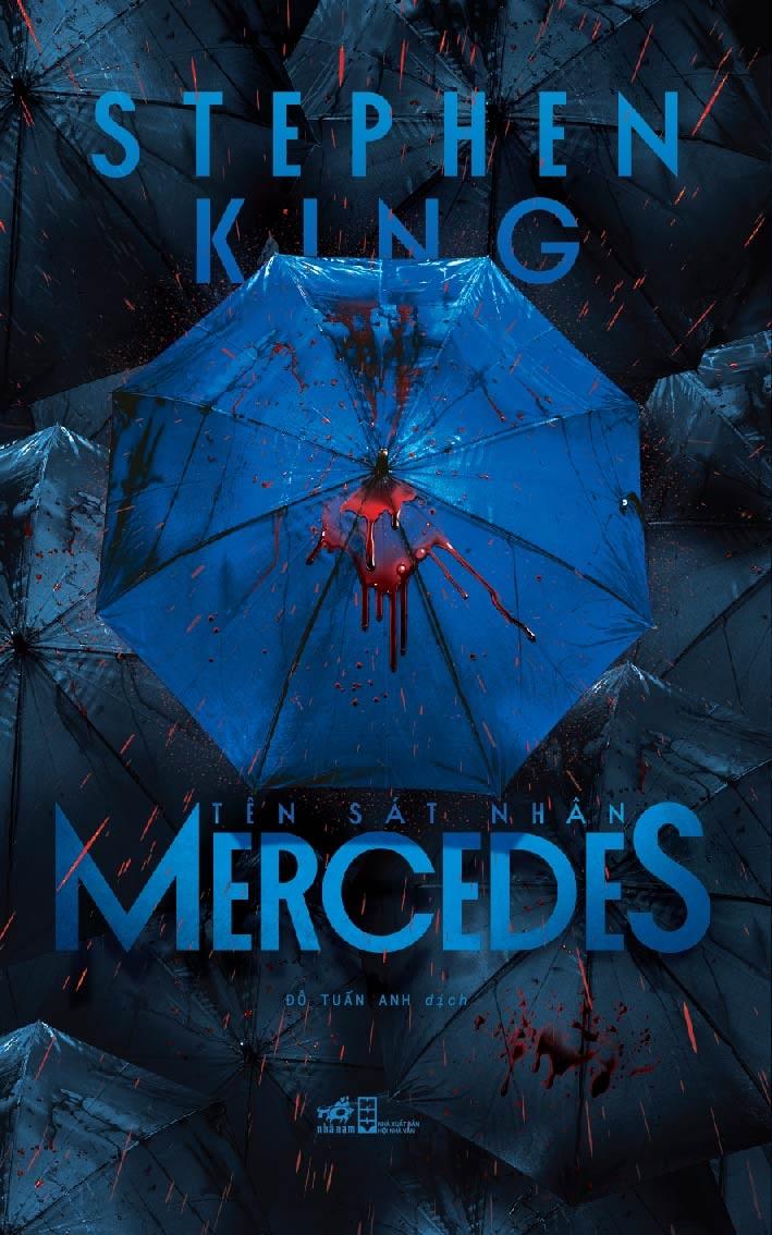 Bìa sách Tên Sát Nhân Mercedes