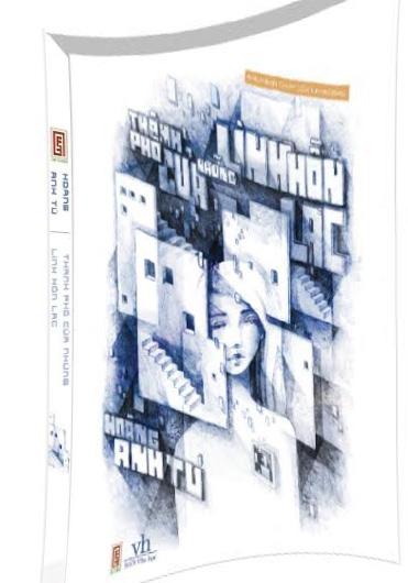 Bìa sách Thành Phố Của Những Linh Hồn Lạc (Tái Bản)