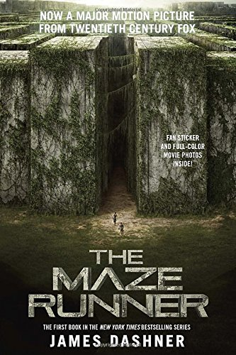 Bìa sách The Maze Runner (Movie Tie-In)