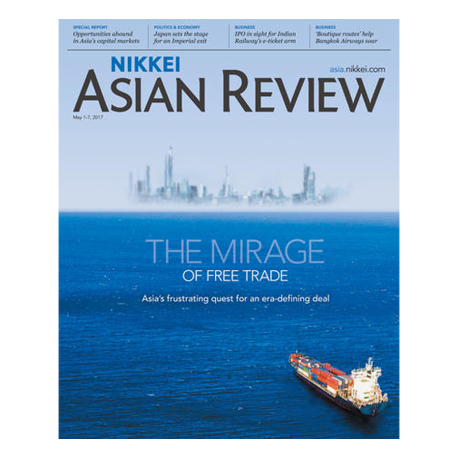 Nikkei Asian Review: The Mirage Of Free Trade