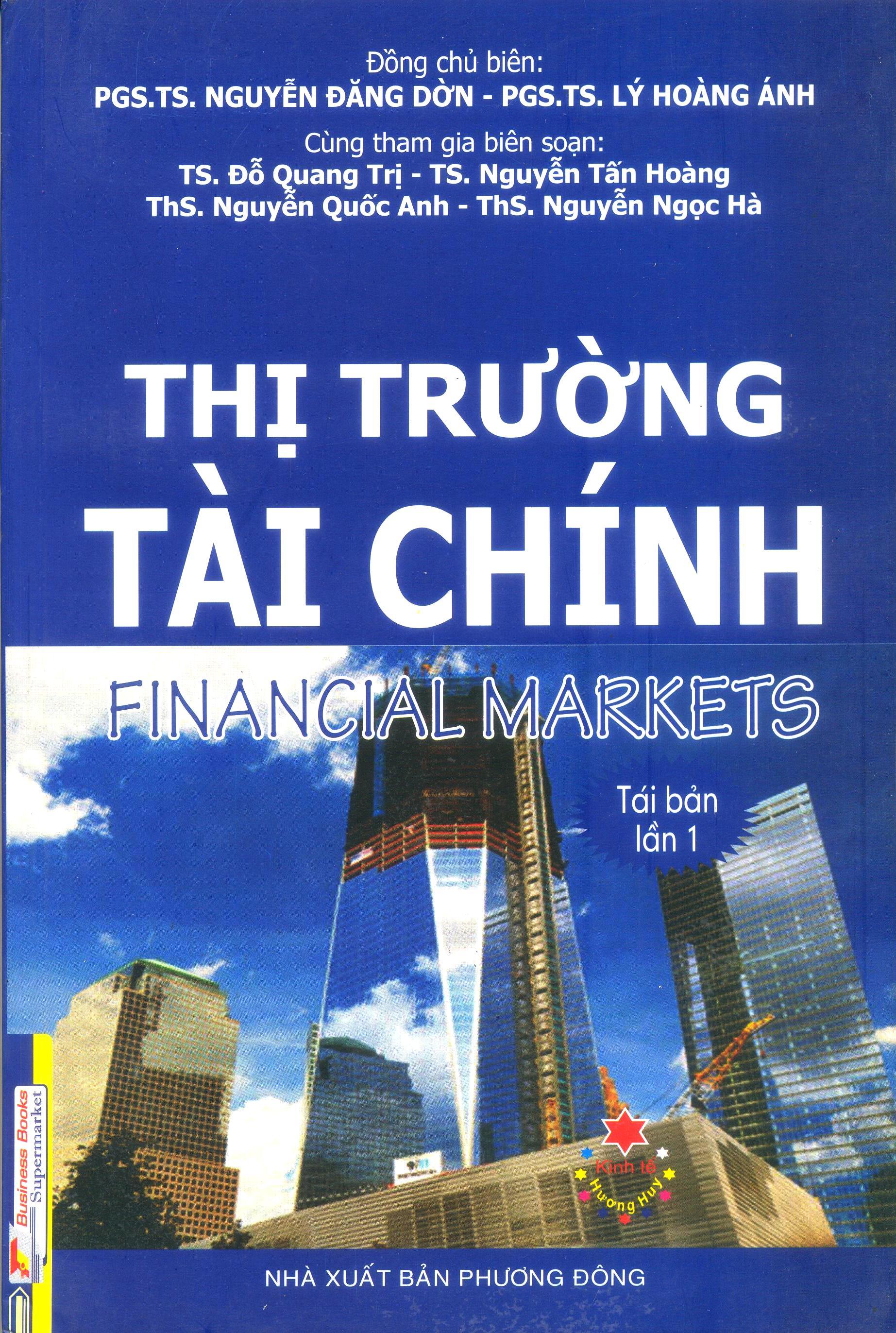 Review sách Thị Trường Tài Chính