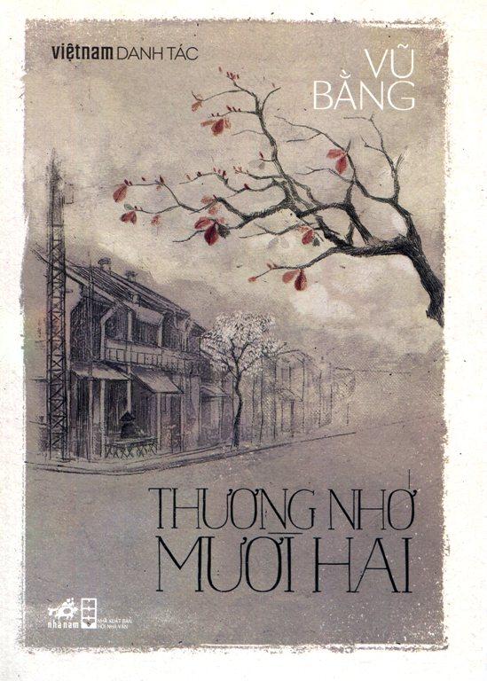Bìa sách Việt Nam Danh Tác - Thương Nhớ Mười Hai