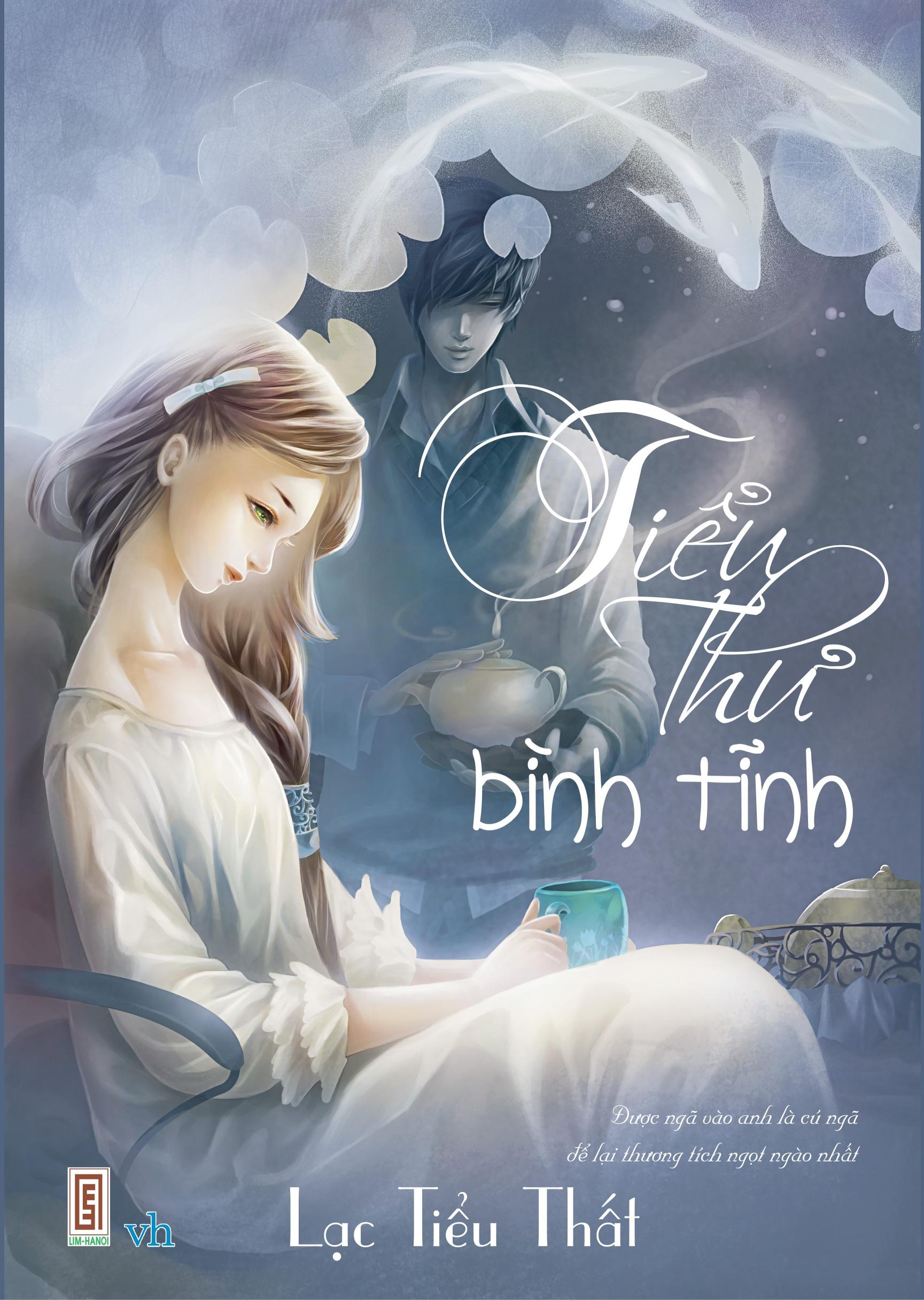 Bìa sách Tiểu Thư Bình Tĩnh