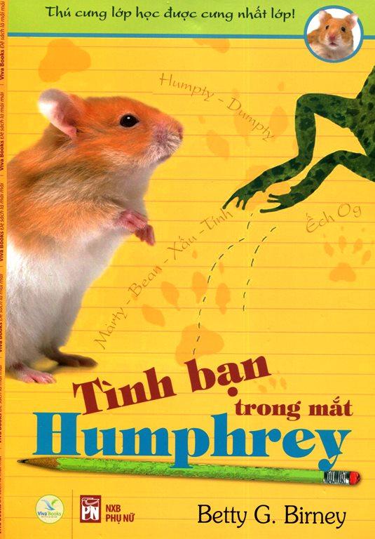 Bìa sách Tình Bạn Trong Mắt Humphrey