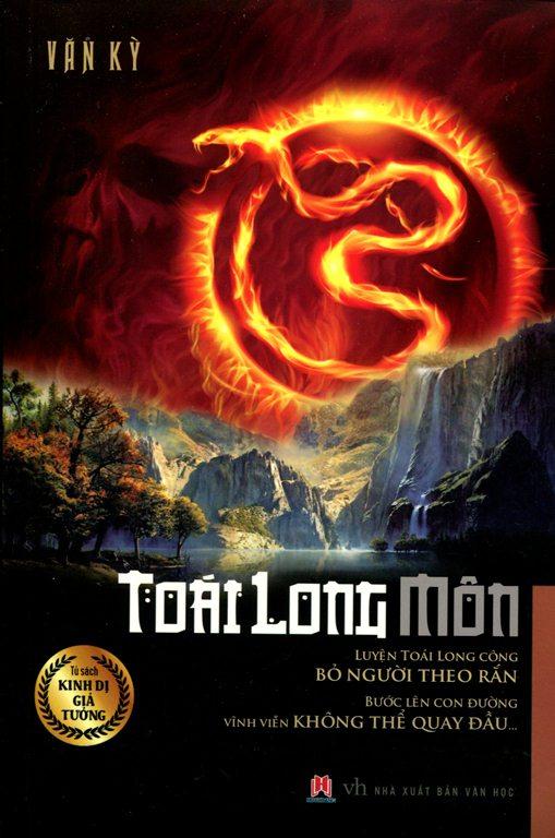 Bìa sách Toái Long Môn