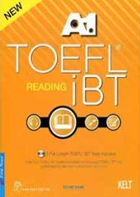 Bìa sách Toefl iBT - Reading