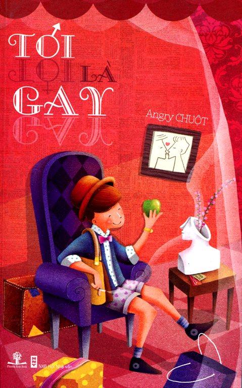 Bìa sách Tôi là Gay