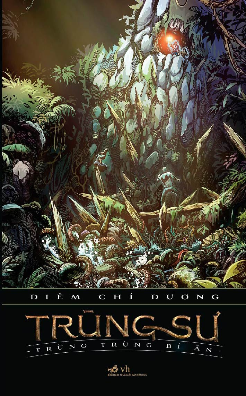 Bìa sách Trùng Sư - Trùng Trùng Bí Ẩn