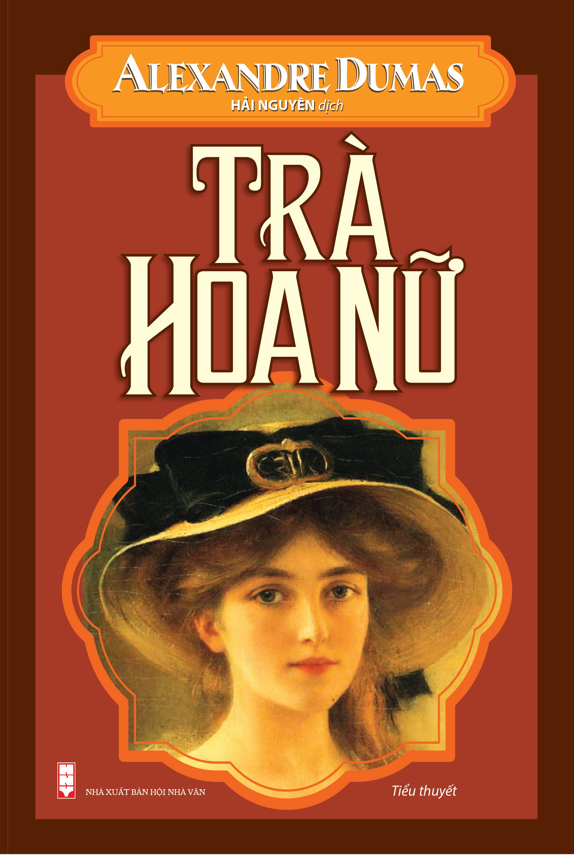 Bìa sách Trà Hoa Nữ (Bìa Cứng)