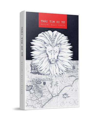 Bìa sách Trái Tim Sư Tử