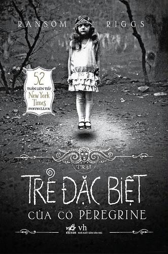 Bìa sách Trại Trẻ Đặc Biệt Của Cô Peregrine