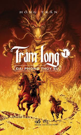 Bìa sách Trảm Long - Đại Phong Thủy Sư