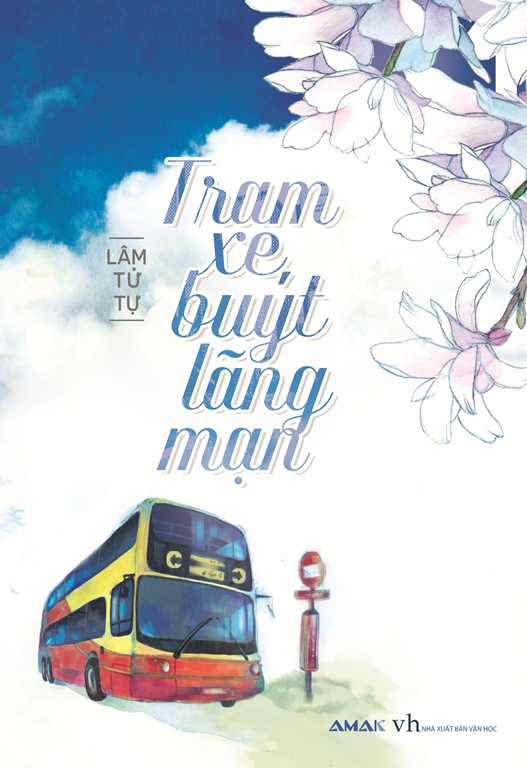 Bìa sách Trạm Xe Buýt Lãng Mạn