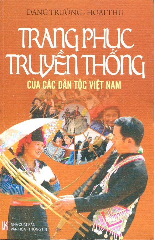 Bìa sách Trang Phục Truyền Thống Của Các Dân Tộc Việt Nam