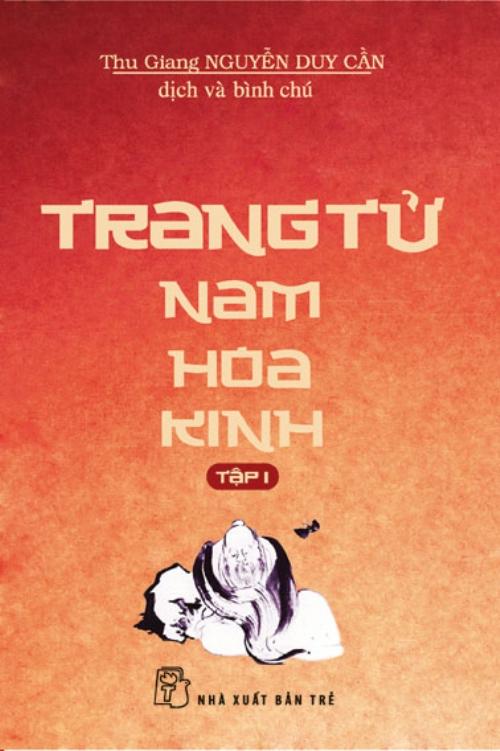 Bìa sách Trang Tử Nam Hoa Kinh - Tập 1