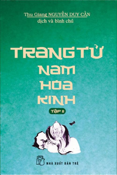 Bìa sách Trang Tử Nam Hoa Kinh - Tập 2