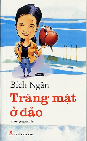 Bìa sách Trăng Mật Ở Đảo - 22 Truyện Ngắn Hài