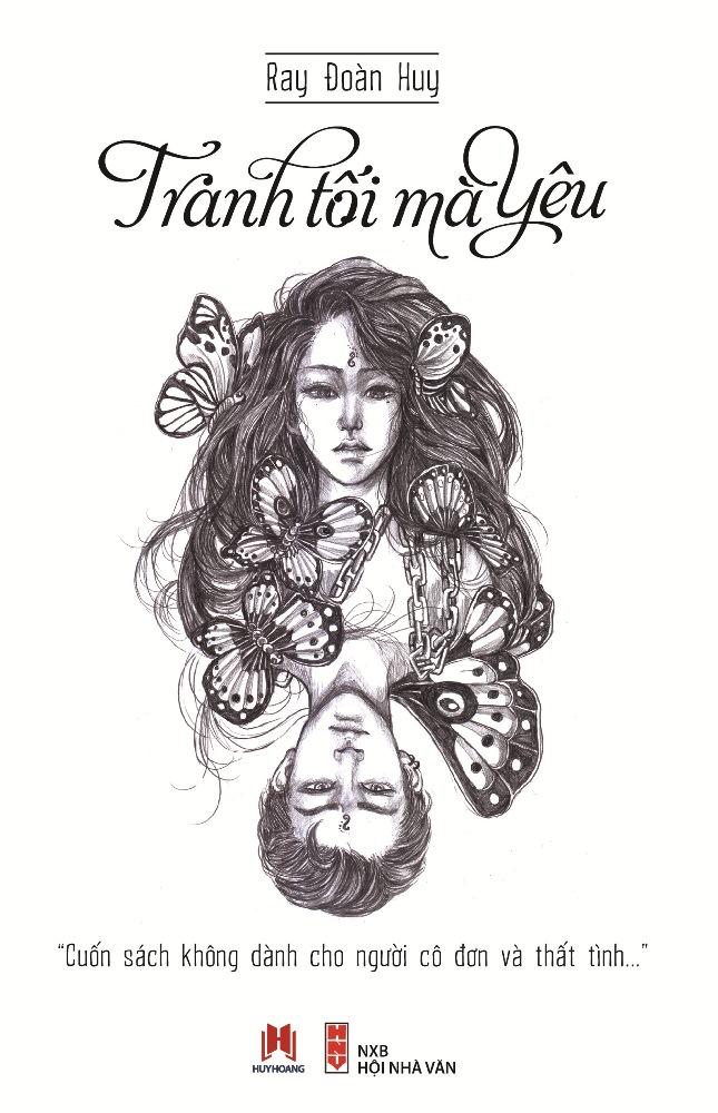 Bìa sách Tranh Tối Mà Yêu
