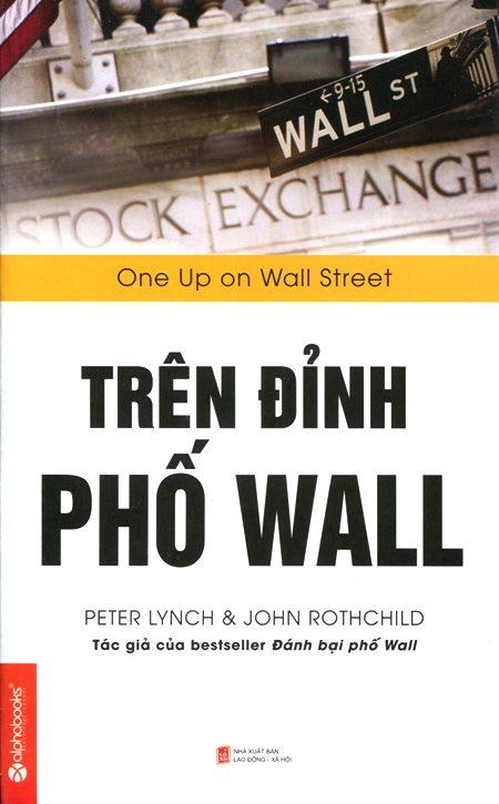 Bìa sách Trên Đỉnh Phố Wall