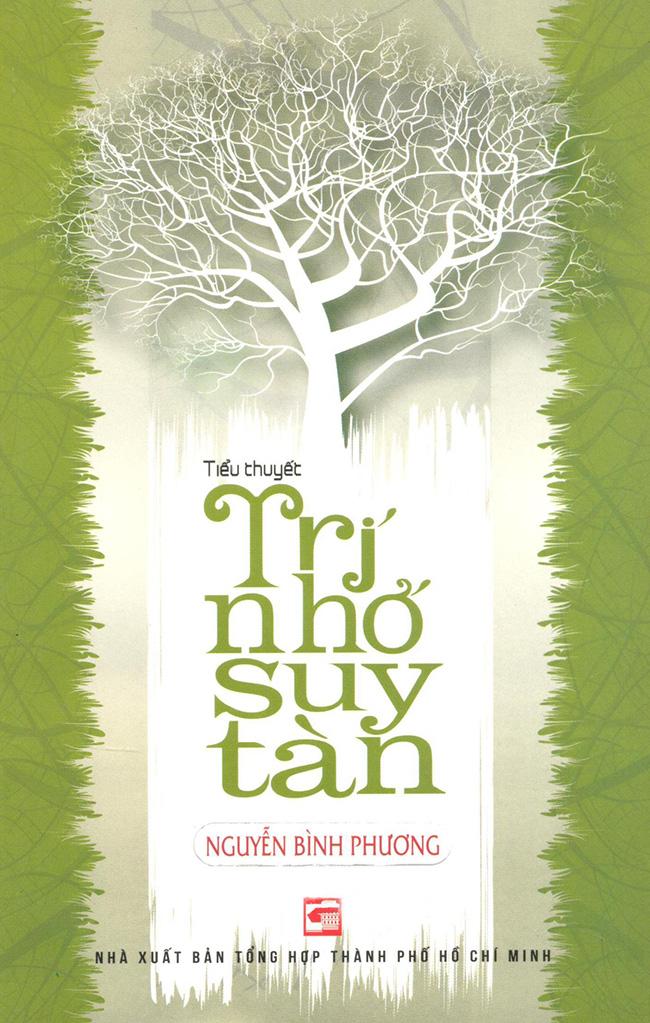 Bìa sách Trí Nhớ Suy Tàn