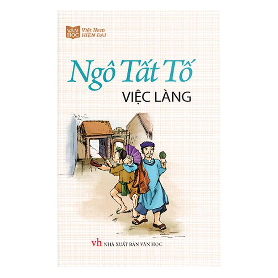 Bìa sách Việc Làng - Ngô Tất Tố