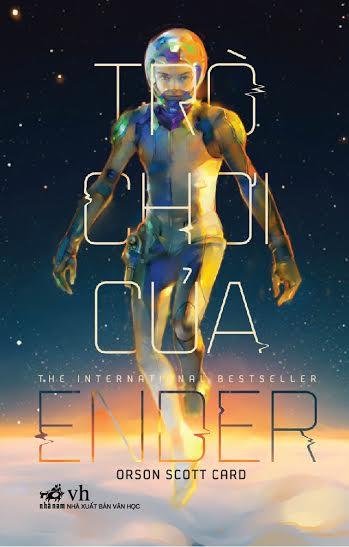 Bìa sách Trò Chơi Của Ender