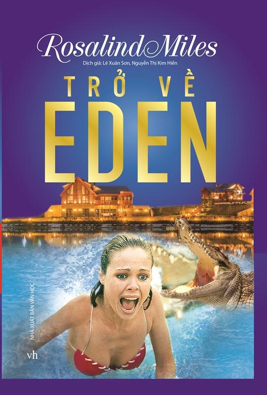 Bìa sách Trở Về Eden