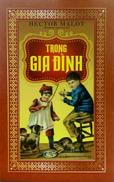Bìa sách Trong Gia Đình (Trí Việt)