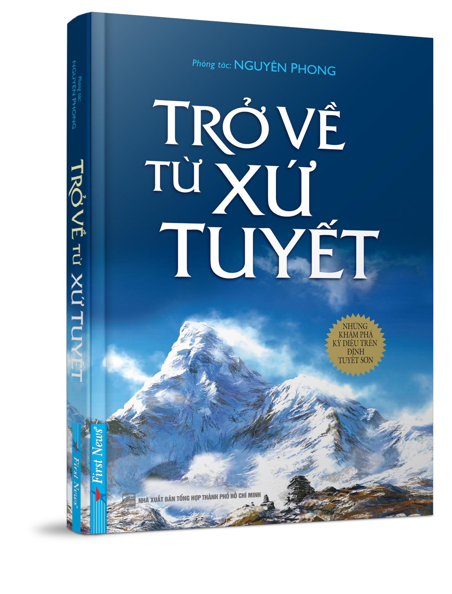 Bìa sách Trở Về Từ Xứ Tuyết