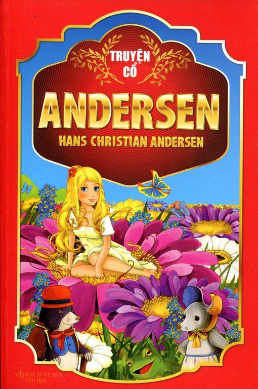 Bìa sách Truyện Cổ Andersen (Tái Bản 2015)