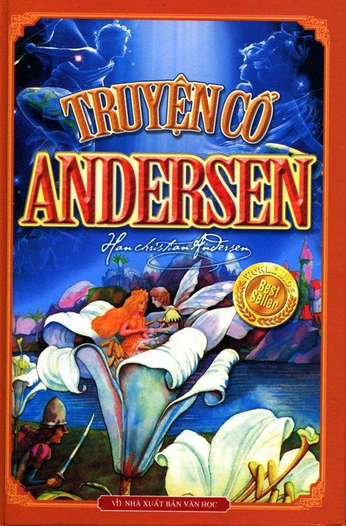 Bìa sách Truyện Cổ Anđecxen (Phương Bắc)