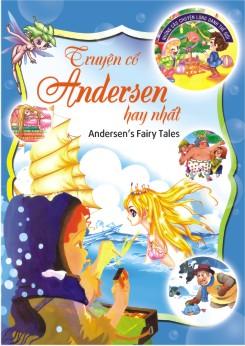 Bìa sách Truyện Cổ Andersen Hay Nhất