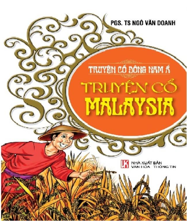 Bìa sách Truyện Cổ Malaysia
