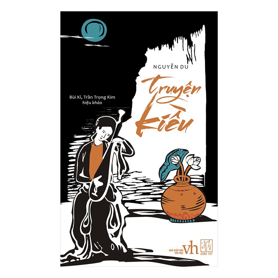 Bìa sách Truyện Kiều - Nguyễn Du