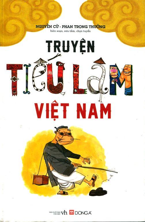 Bìa sách Truyện Tiếu Lâm Việt Nam