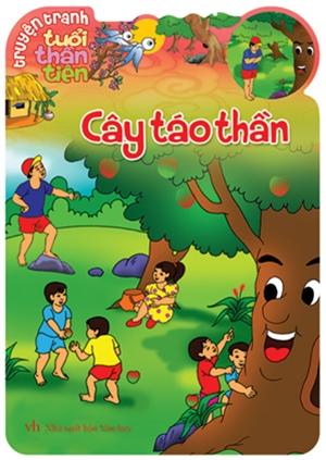 Bìa sách Truyện Tranh Tuổi Thần Tiên - Cây Táo Thần