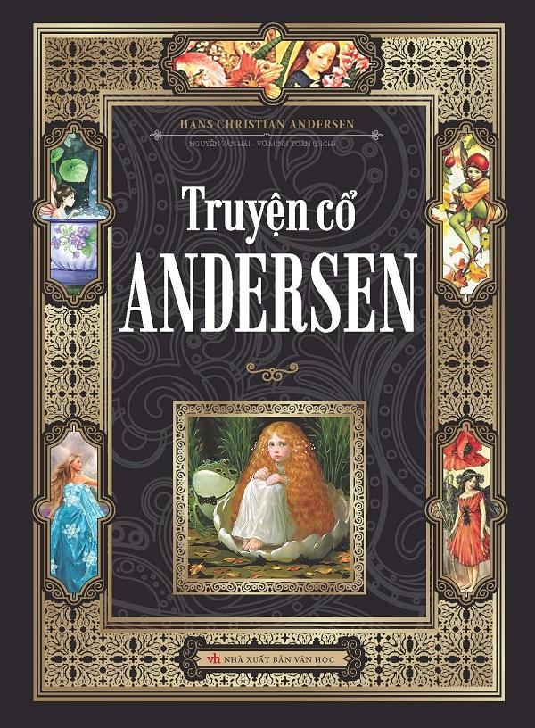 Bìa sách Truyện Cổ Andersen (Minh Long)