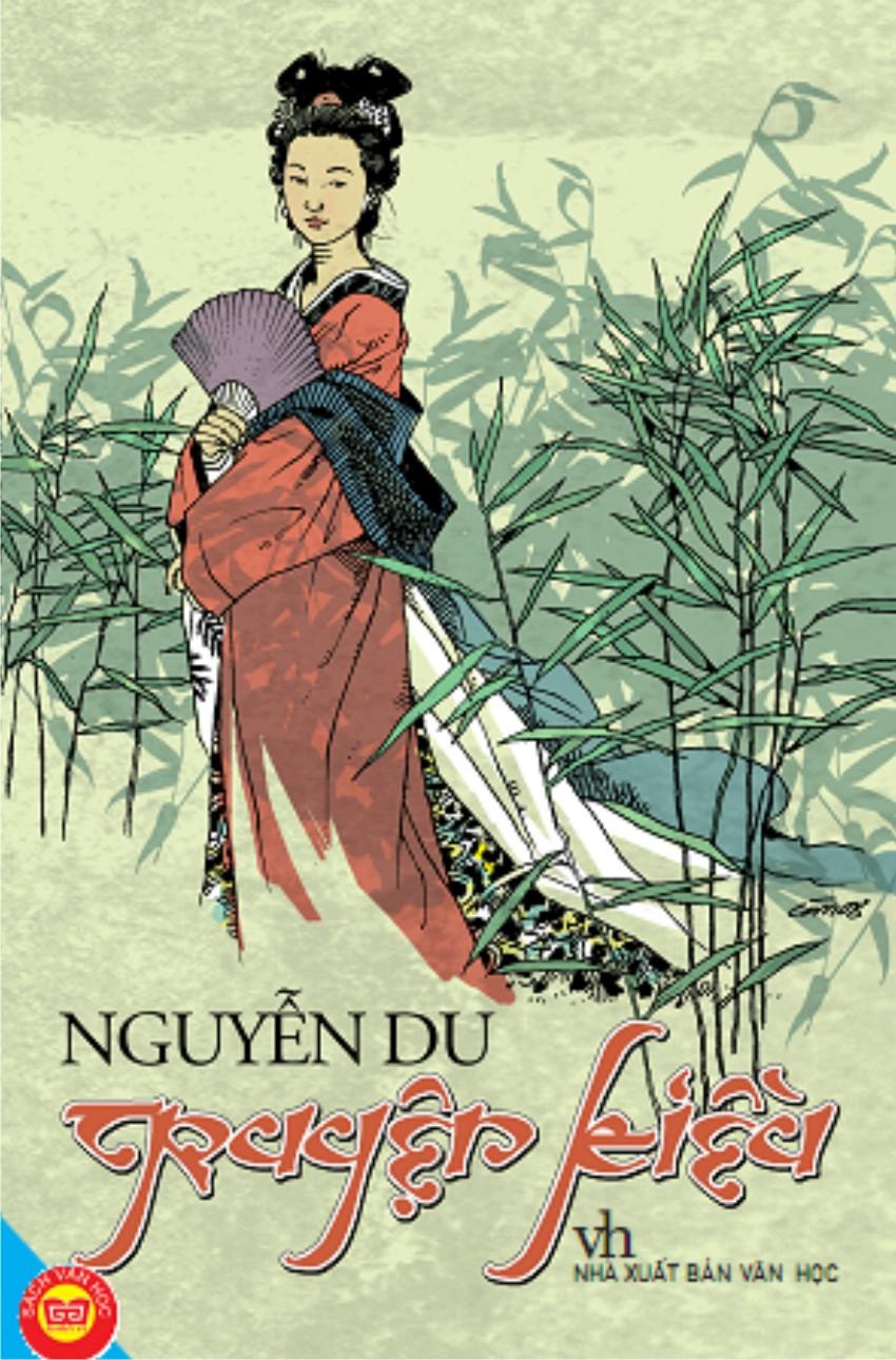Bìa sách Truyện Kiều (Tái Bản) - Đinh Tị