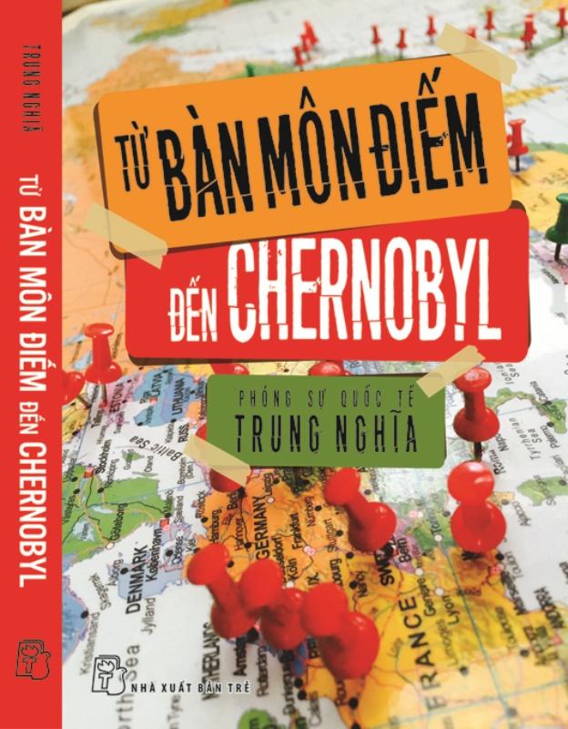 Bìa sách Từ Bàn Môn Điếm Đến Chernobyl