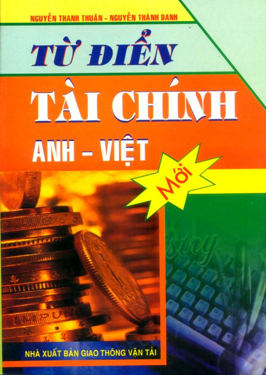 Review sách Từ Điển Tài Chính Anh – Việt