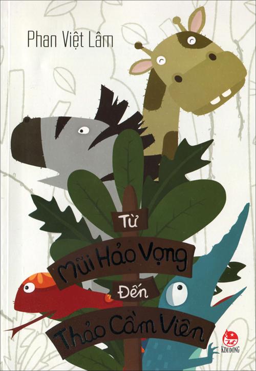 Bìa sách Từ Mũi Hảo Vọng Đến Thảo Cầm Viên