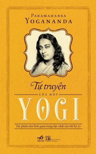 Bìa sách Tự Truyện Của Một Yogi