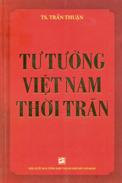Bìa sách Tư Tưởng Việt Nam Thời Trần