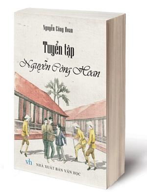 Bìa sách Tuyển Tập Nguyễn Công Hoan